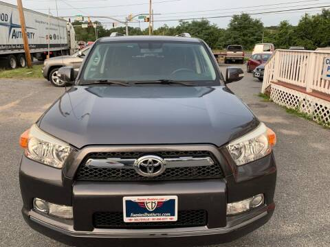 2011 Toyota 4Runner for sale at Fuentes Brothers Auto Sales in Jessup MD