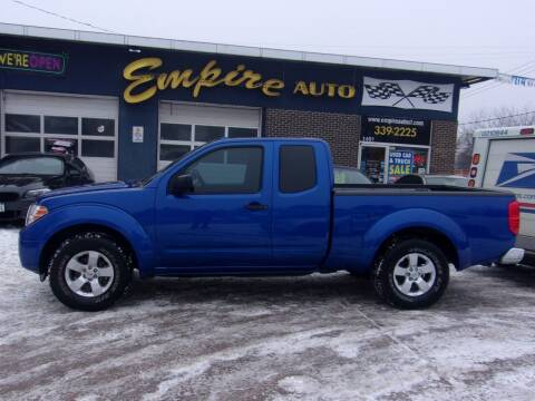 2013 Nissan Frontier for sale at Empire Auto Sales in Sioux Falls SD