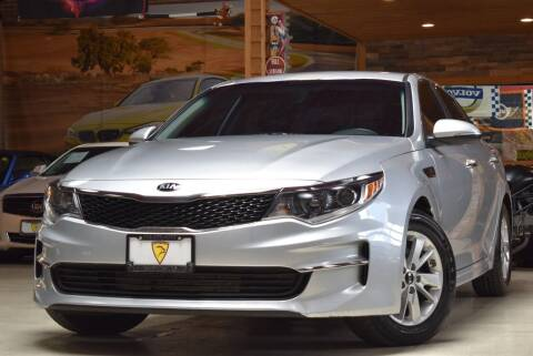 2018 Kia Optima for sale at Chicago Cars US in Summit IL