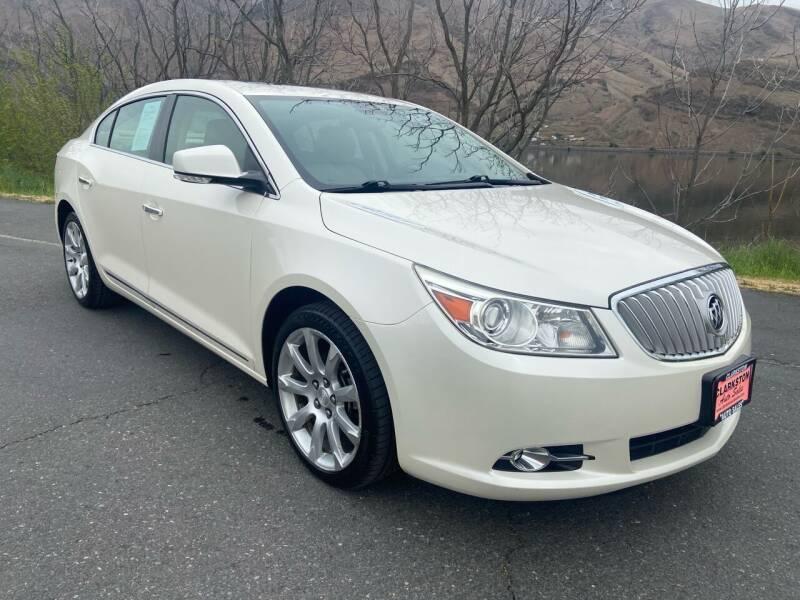 2012 Buick LaCrosse for sale at Clarkston Auto Sales in Clarkston WA