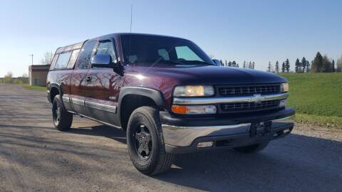2002 Chevrolet Silverado 1500 for sale at Northstar Auto Brokers in Fargo ND