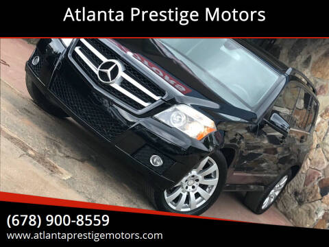 2011 Mercedes-Benz GLK for sale at Atlanta Prestige Motors in Decatur GA