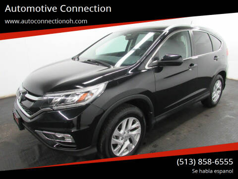 2016 Honda CR-V for sale at Automotive Connection in Fairfield OH