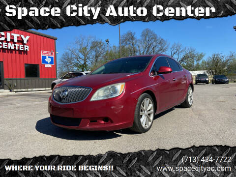 2014 Buick Verano for sale at Space City Auto Center in Houston TX