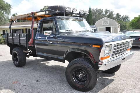 1979 Ford F-150 for sale at Elite Motorcar, LLC in Deland FL