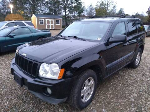 2006 Jeep Grand Cherokee for sale at Seneca Motors, Inc. (Seneca PA) - MEADVILLE, PA LOCATION in Conneaut Lake PA