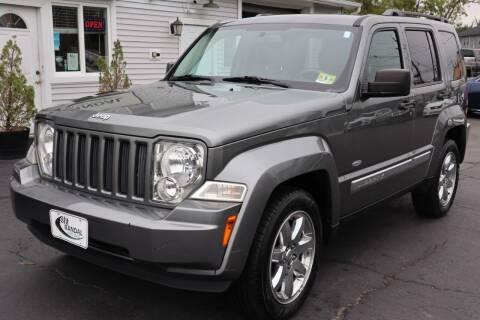 2012 Jeep Liberty for sale at Randal Auto Sales in Eastampton NJ
