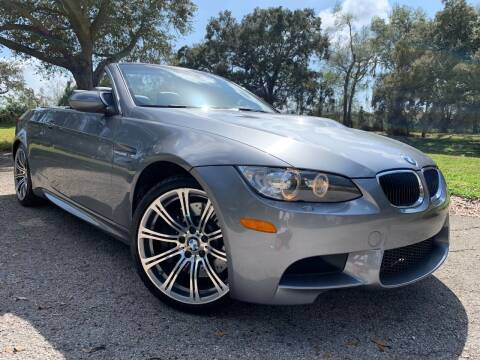 2013 BMW M3 for sale at FLORIDA MIDO MOTORS INC in Tampa FL