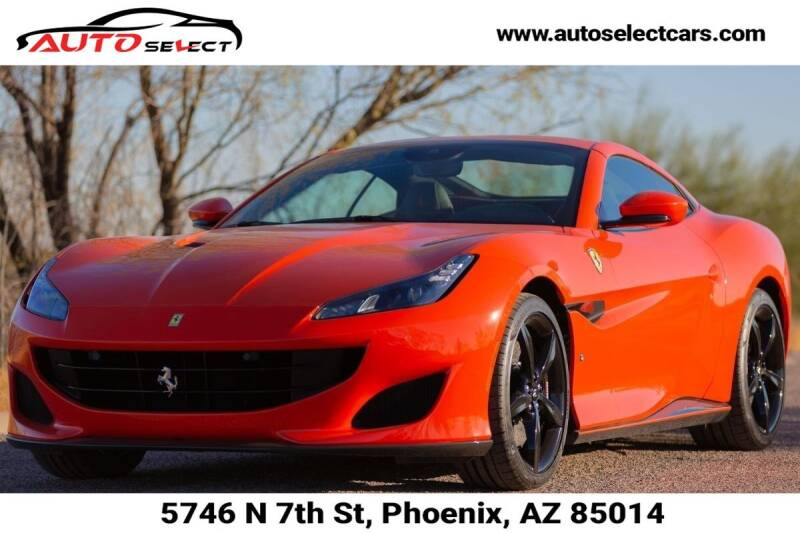 2020 Ferrari Portofino for sale in Phoenix, AZ