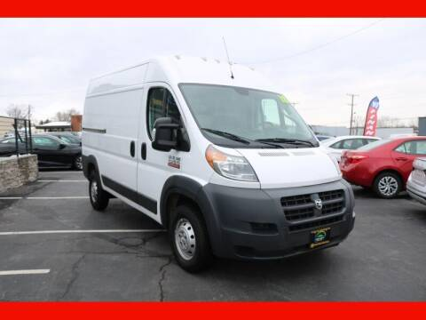 2018 RAM ProMaster Cargo for sale at AUTO POINT USED CARS in Rosedale MD