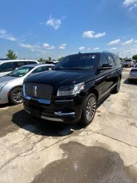 2019 Lincoln Navigator L for sale at Elvis Auto Sales LLC in Grand Rapids MI