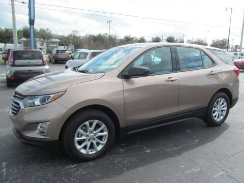 2018 Chevrolet Equinox for sale at Blue Book Cars in Sanford FL