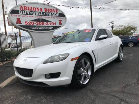 2006 Mazda RX-8 for sale at Arizona Drive LLC in Tucson AZ