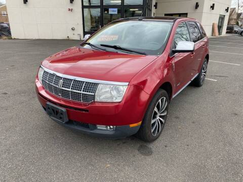 2008 Lincoln MKX for sale at MAGIC AUTO SALES in Little Ferry NJ