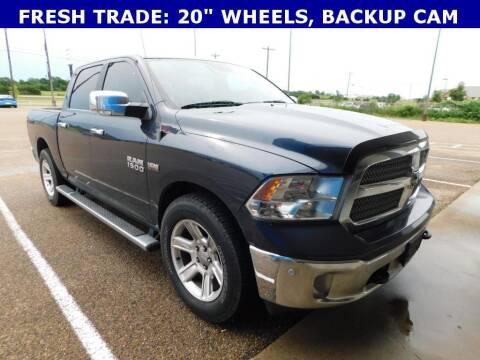 2017 RAM Ram Pickup 1500 for sale at Stanley Chrysler Dodge Jeep Ram Gatesville in Gatesville TX