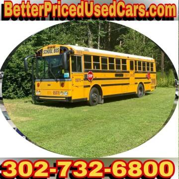 2006 Thomas Built Buses Saf-T-Liner HDX for sale at Better Priced Used Cars in Frankford DE