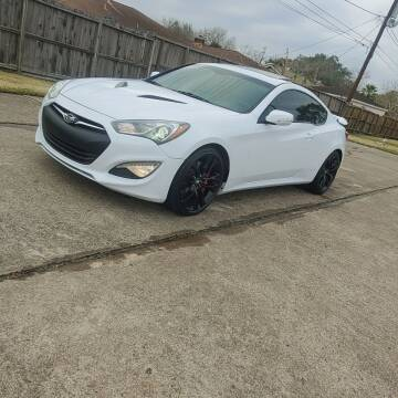2015 Hyundai Genesis Coupe for sale at MOTORSPORTS IMPORTS in Houston TX