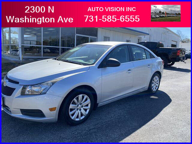2011 Chevrolet Cruze for sale at Auto Vision Inc. in Brownsville TN