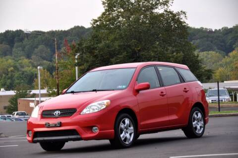 2005 Toyota Matrix for sale at T CAR CARE INC in Philadelphia PA