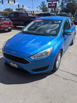 2015 Ford Focus for sale at Corridor Motors in Cedar Rapids IA
