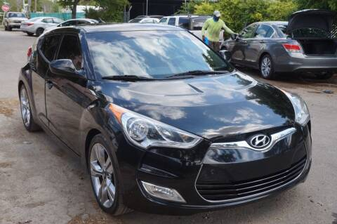 2012 Hyundai Veloster for sale at SUPER DEAL MOTORS in Hollywood FL