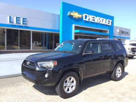 2015 Toyota 4Runner for sale at LEE CHEVROLET PONTIAC BUICK in Washington NC