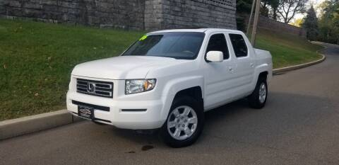 2006 Honda Ridgeline for sale at ENVY MOTORS LLC in Paterson NJ