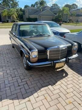 1973 Mercedes-Benz 220 for sale at Vintage Car Collector in Glendale CA
