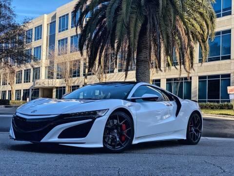 2019 Acura NSX for sale at FALCON AUTO BROKERS LLC in Orlando FL