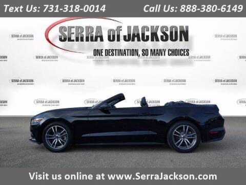 2016 Ford Mustang for sale at Serra Of Jackson in Jackson TN