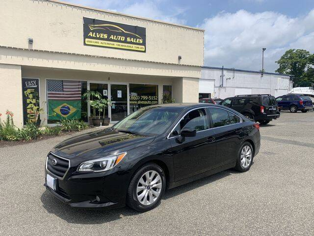 2017 Subaru Legacy for sale in New Milford, CT