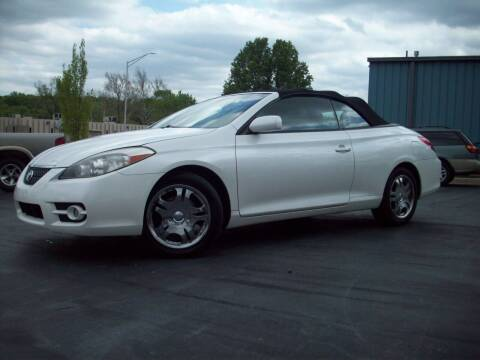 2008 Toyota Camry Solara for sale at Whitney Motor CO in Merriam KS