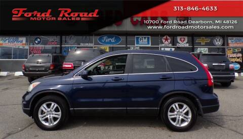 2010 Honda CR-V for sale at Ford Road Motor Sales in Dearborn MI