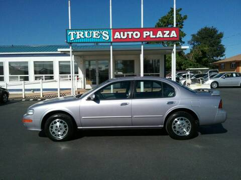1996 Nissan Maxima for sale at True's Auto Plaza in Union Gap WA