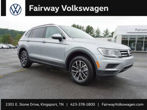 2021 Volkswagen Tiguan for sale at Fairway Volkswagen in Kingsport TN