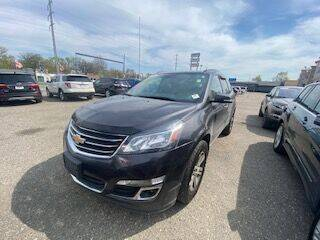 2017 Chevrolet Traverse for sale at Car Depot in Detroit MI