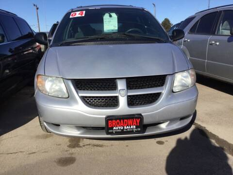 2004 Dodge Caravan for sale at Broadway Auto Sales in South Sioux City NE