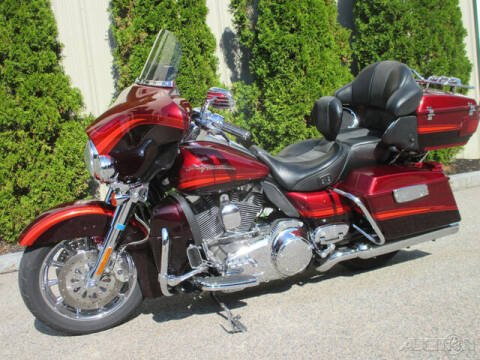 2009 Harley-Davidson® HARLEY DAVIDSON CVO ULTRA CLAS for sale at ROUTE 3A MOTORS INC in North Chelmsford MA