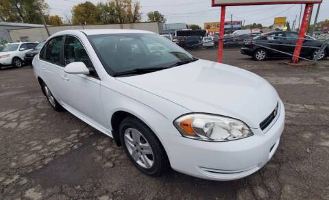 2010 Chevrolet Impala for sale at Nile Auto in Columbus OH