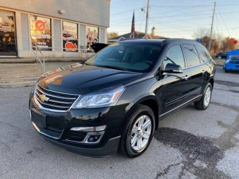 2014 Chevrolet Traverse for sale at Bagwell Motors in Lowell AR