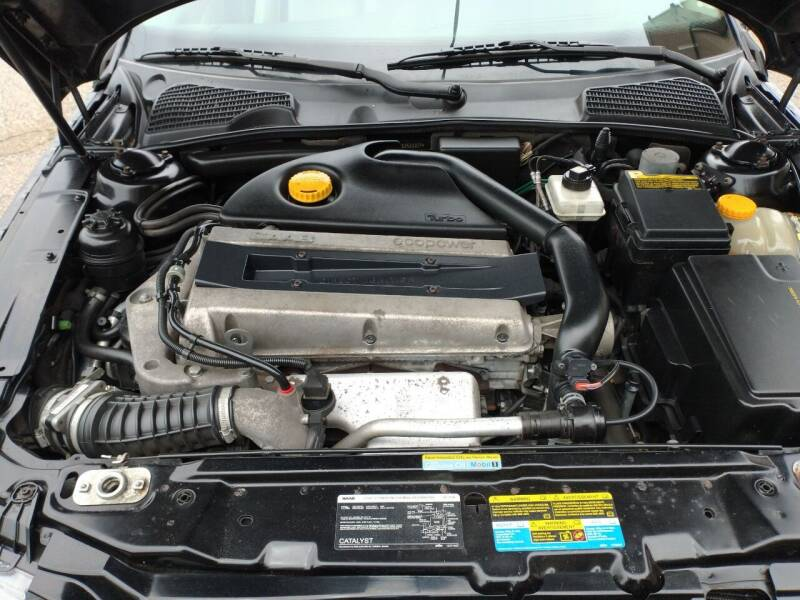 2006 Saab 9-5 for sale at JMV Inc. in Bergenfield NJ