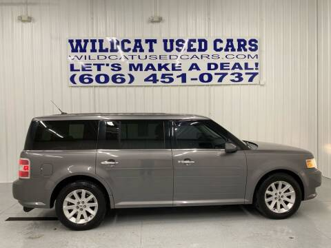 2010 Ford Flex for sale at Wildcat Used Cars in Somerset KY