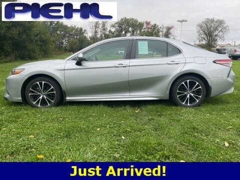 2018 Toyota Camry for sale at Piehl Motors - PIEHL Chevrolet Buick Cadillac in Princeton IL