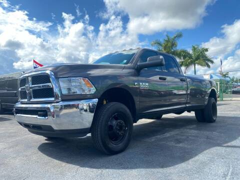 2017 RAM Ram Pickup 3500 for sale at ELITE AUTO WORLD in Fort Lauderdale FL
