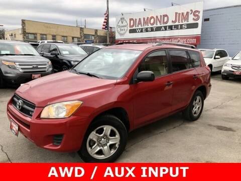 2010 Toyota RAV4 for sale at Diamond Jim's West Allis in West Allis WI