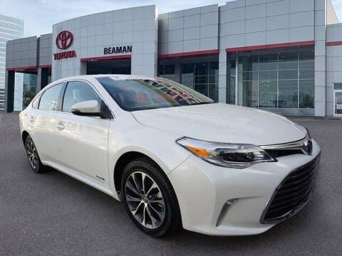 2018 Toyota Avalon Hybrid for sale at BEAMAN TOYOTA in Nashville TN