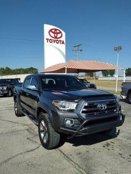 2016 Toyota Tacoma for sale at Quality Toyota in Independence KS