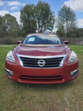 2014 Nissan Altima for sale at CAPITOL AUTO SALES LLC in Baton Rouge LA