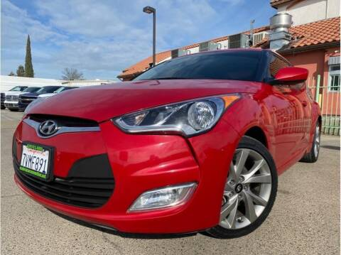 2017 Hyundai Veloster for sale at MADERA CAR CONNECTION in Madera CA