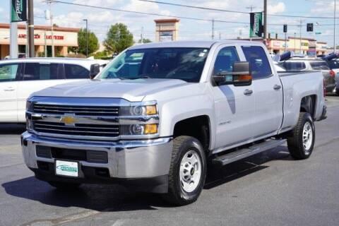 2015 Chevrolet Silverado 2500HD for sale at Preferred Auto Fort Wayne in Fort Wayne IN